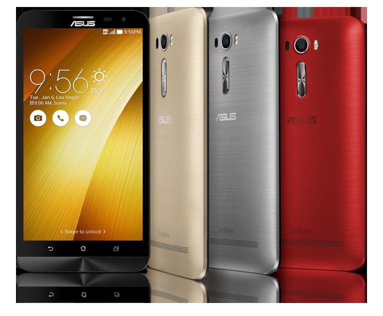 """Zenfone 2 Laser 6.0"""" (ZE601KL)"""
