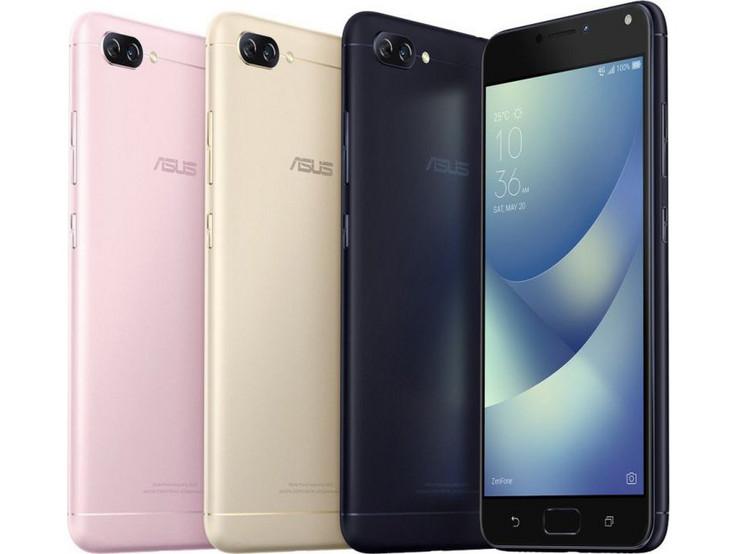 "Zenfone 4 Max 5.5"" ZC554KL"