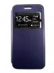 Capa Flip Alta Qualidade Iphone 7 / 8 (4.7) Azul c/ Apoio e Janela