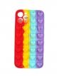 Capa Iphone 12 Pro Pop It Colorido 09