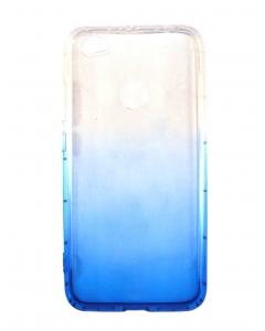 Capa Gel Xiaomi Redmi Note 5A Prime Degradê Azul