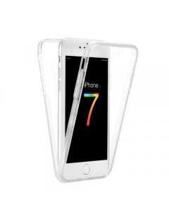 Capa 360 Duplo Acrilico Iphone 7 Transparente