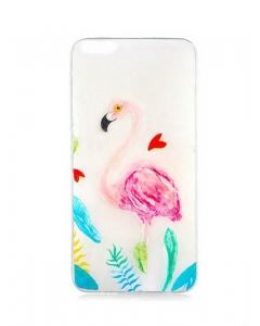 Capa Iphone 6 Plus Gel Style Flamingo