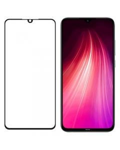 Película de Vidro Temperado 3D Full Xiaomi Redmi Note 8 Preto