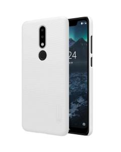 Capa NILLKIN Nokia 5.1 Plus Branco