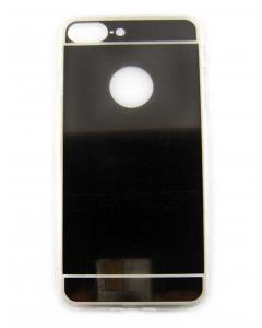 Capa Gel Espelhada Iphone 7 Plus (5.5) Preta
