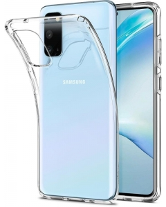 Capa Samsung Galaxy S20 Spigen Liquid Crystal Transparente