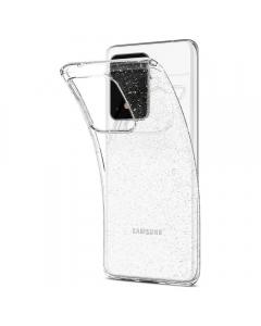 Capa Samsung Galaxy S20 Ultra Spigen Liquid Crystal Glitter Transparente