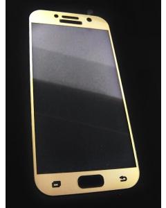 Película Vidro Temperado 3D Full Samsung Galaxy A5 2017 A520F Dourada
