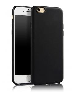 Capa Iphone 6 Silky Preta