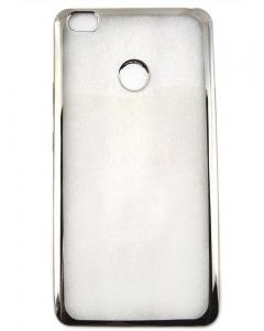 Capa Ultra Slim Gel Xiaomi Mi Max Transparente / Prateado