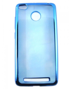 Capa Ultra Slim Gel Xiaomi Mi 3 Pro Transparente / Azul