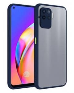 Capa Oppo A94 4G Hibrida Shadow Azul