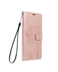 Capa Samsung Galaxy A03s Flip Tree Rosa com Apoio e Slot Cartões