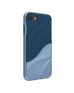 Capa Iphone 8 Ringke Wave Azul
