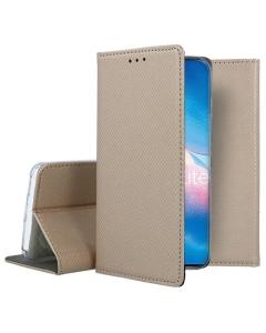 Capa Oppo A94 4G Flip Book Dourado