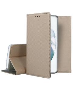 Capa Samsung Galaxy S21 Flip Book Dourado