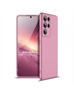 Capa GKK 360º  Samsung Galaxy S21 Ultra Rosa