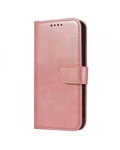 Capa Samsung Galaxy A20e Flip Elegante Rosa