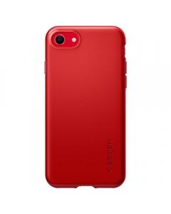 Capa Iphone 8 SPIGEN Thin Fit Pro Vermelho
