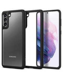 Capa Samsung Galaxy S21 Spigen Ultra Hybrid Preto