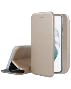 Capa Samsung Galaxy S21 Flip Lux Dourado