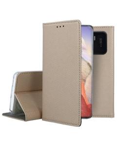 Capa Xiaomi Mi 11 Ultra Flip Book Dourado