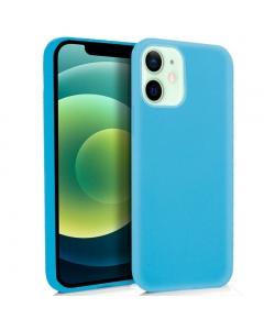 Capa Iphone 12 Gel Azul