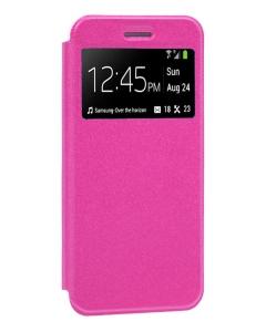 Capa Xiaomi Mi 10T Lite Flip Alta Qualidade Rosa c/ Apoio e Janela