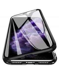 Capa 360 Magnética Completa Xiaomi Redmi Note 10 Pro Preto