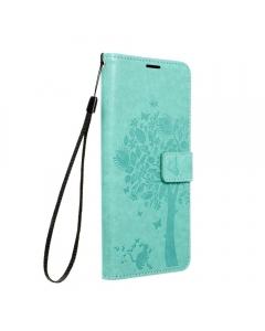 Capa Samsung Galaxy A52 5G Flip Tree Verde com Apoio e Slot Cartões
