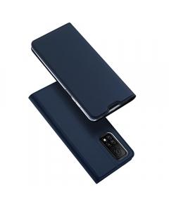 Capa Xiaomi Mi 10T Flip DX Azul c/ Apoio