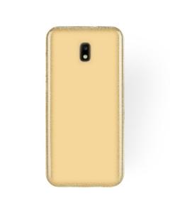 Capa Samsung Galaxy J5 2017 Brilhantes Dust Dourado